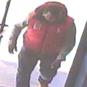 Theft - Case No. 140198February 19, 2014Mansfield : Rt. 106 LiquorsCase Details:On Wednesday 2/19 a black male wearing a red sleeveless jacket entered Rt. 106 Liquors in Mansfield. The male attempted to make a purchase of $159.98 on a credit card. The male handed the cashier a license that had the same name on it as the credit card (Timothy Trim). The card was run but the numbers on the receipt did not match. The cashier recognized this as a fraudulent card and did not hand over the merchandise. Suspect left store after it was suggested the police be called to handle the matter. Another male entered the store at the same time and may be involved. A witness stated he knows Trim from Hyde Park HS from around 2008-2009. Witness states Timothy is Trim's nickname, he does not know actual first name.If you have any information about the identity of this person or where they are, please contact:Mansfield Police Department: (508) 261-7301 x 227Investigator: Detective John ArmstrongCase Submission No.: 140198