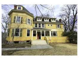 23 Philbrick Road is on the market in Brookline for $2.4 million.