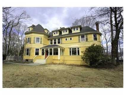 True 1898 shingle style Residence designed by renowned architect W.W. Lewis with incredible detail of the period.