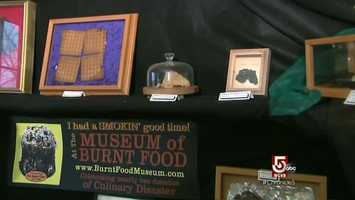 A Web site was born, and soon, burnt offerings arrived at the museum, from around the country.
