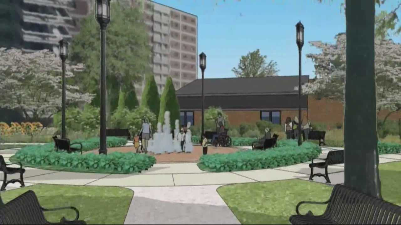Peace garden planned to honor Marathon victims