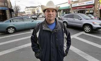 """In his native Costa Rica, Arredondo was a rodeo clown, helping get fallen riders out of the way of angry bulls. """"Years of doing that kind of adrenaline, you're rushing in and out, running up and out to get people out of there. ... In a way I was training myself for the Boston Marathon."""""""