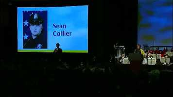 MIT Officer Sean Collier died in a gunfight with the bombing suspects.