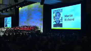 The youngest of the victims was Martin Richard. He was 8 years old.