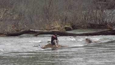 Springfiel Vt. flooding 4.15.14