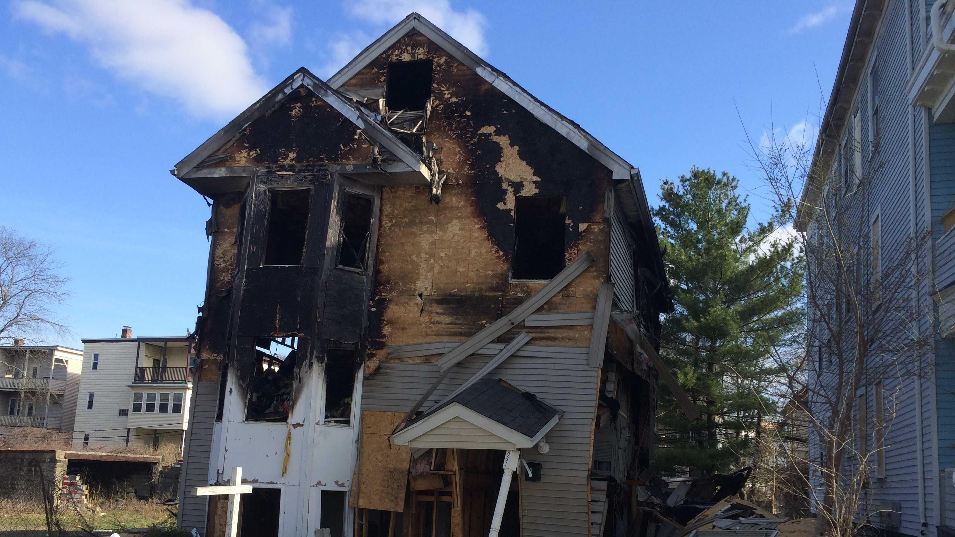 Dorchester explosion day 4.17