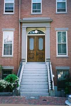 The South End Historic District is the largest surviving contiguous Victorian-era neighborhood in the United States.