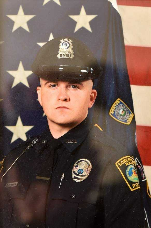 Officer Sean Collier was fatally shot on April 18, allegedly by Boston Marathon bombing suspects Dzhokhar and Tamerlan Tsarnaev. Since then, numerous awards and scholarships have been established in his name to honor his courageous service.