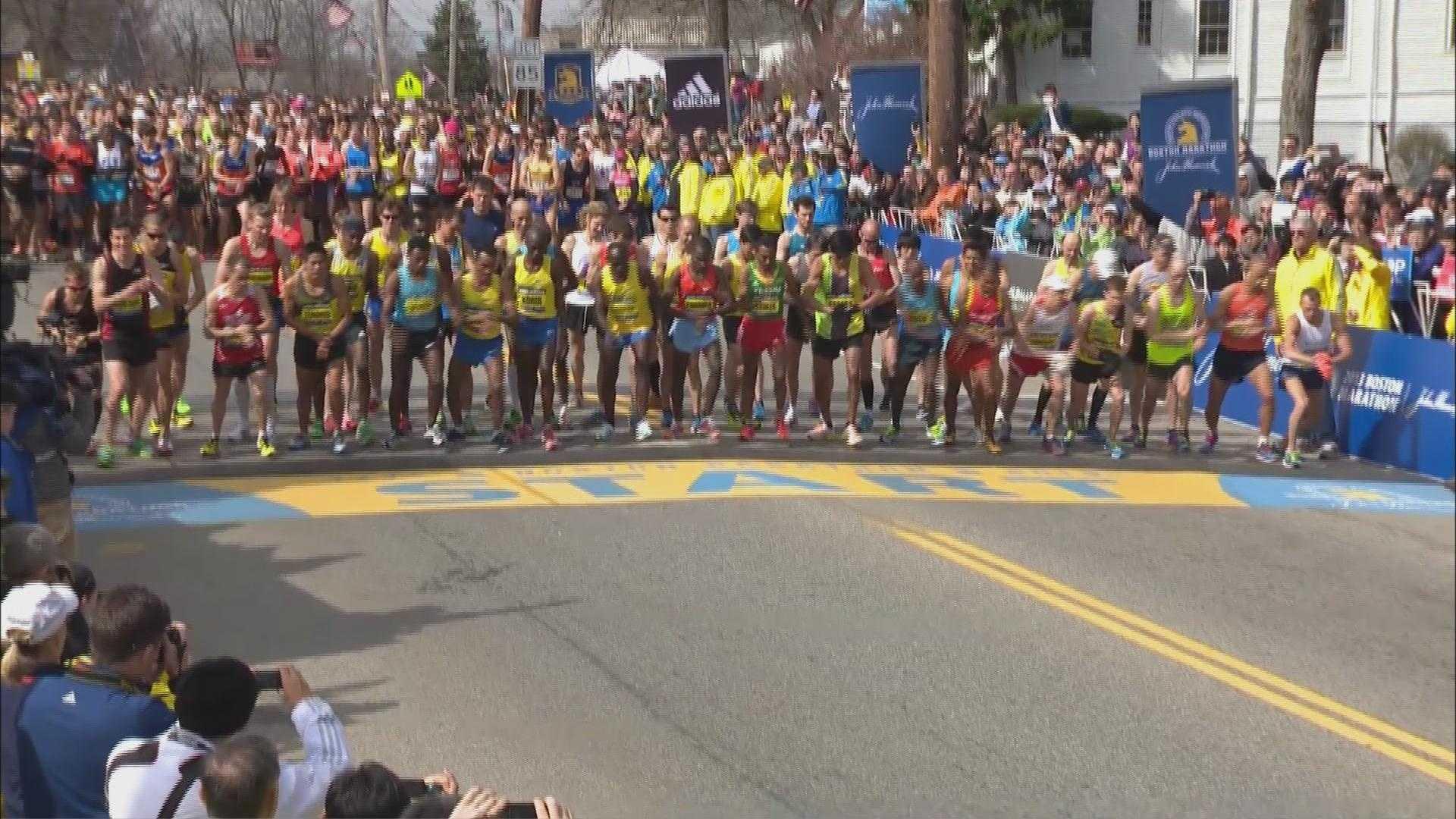 Monday, April 21: Marathon Monday