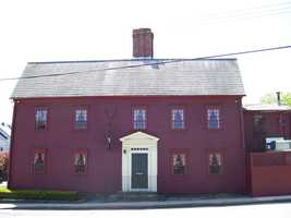 The White Horse Tavern, constructed before 1673 in Newport, Rhode Island, is one of the oldest tavern buildings in the United States.