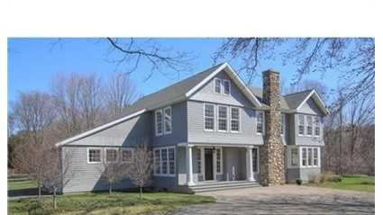 25 Topsfield Road is on the market in Wenham for $1.1 million.