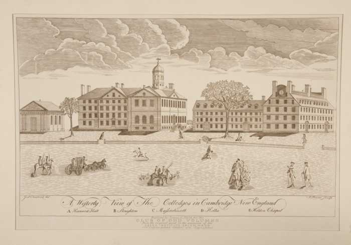 1636: Harvard College was established in 1636. It was named for after John Harvard of Charlestown, who left half his estate to the new institution upon his death in 1638