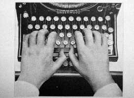 1840: The typewriter was invented by Charles Thurber in Worcester.