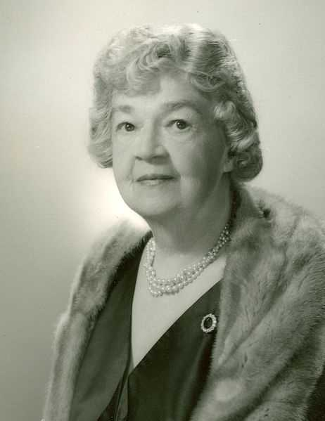 1925: Edith Nourse Rogers (Republican - Massachusetts) was the first woman to serve in the U. S. House of Representatives. She was the longest serving women in House and introduced the GI Bill of Rights among other major initiatives.