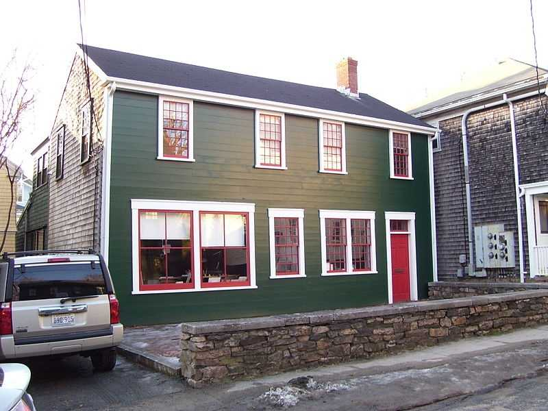 The John Stevens Shop, founded in 1705, is a stone carving business in Newport, Rhode Island.