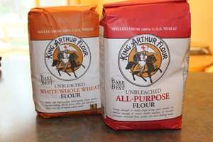 The King Arthur Flour Company was founded in 1790 in Boston. It is now based in Norwich, Vermont.