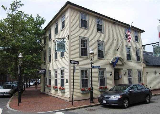 The Warren Tavern in Charlestown, Mass., was established in 1790.