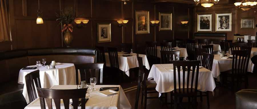 Amrhein's restaurant in South Boston was established in 1890