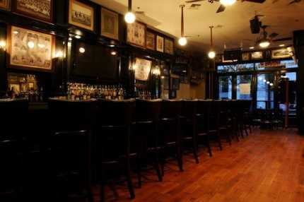 McGreevy's was originally established in Boston in 1894. Called America's first sports bar, it reopened in 2008.