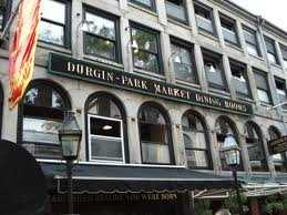 Durgin Park restaurant opened in Boston in 1827.
