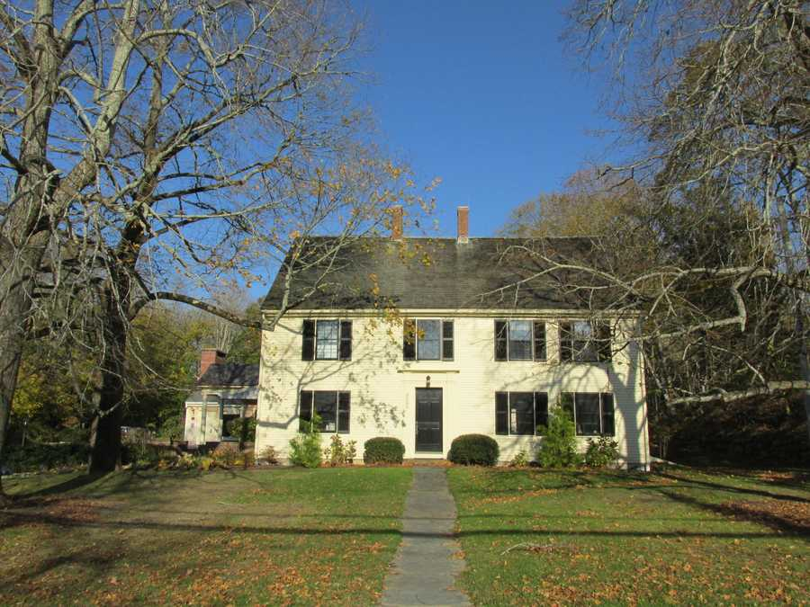 The Sturgis Library in Barnstable is the oldest building (1644) housing a public library in the United States.