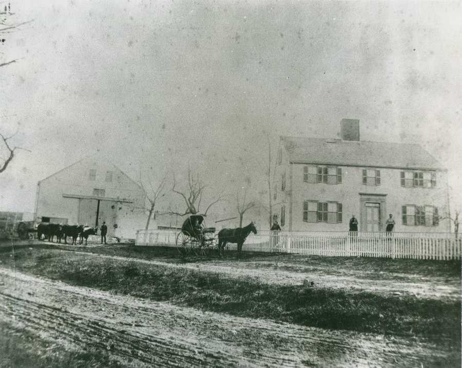 The Bartlett Farm in Salisbury, Mass., was established in 1659.