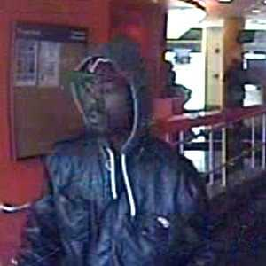 """Robbery - Case No. 140210March 22, 2014Dorchester : Eastern BankCase Details:On Saturday March 22 , 2014 @ approximately 1145 am, an unidentified subject (UNSUB), entered the Eastern Bank located at 1906 Dorchester Ave, Dorchester, MA and approached the Teller Station. The UNSUB presented a note demanding money and then fled south on Dorchester Avenue.UNSUB was described as a black male in his mid to late 20s, ~5'10"""", facial hair, med build, and wearing a black jacket,a gray hooded sweatshirt with white drawstrings, an Atlanta Falcons baseball hat, and jeans.If you have any information about the identity of this person or where they are, please contact:FBI Bank Robbery Task Force: (617) 275-3935Investigator: SA Jeff RolandsCase Submission No.: 140210"""