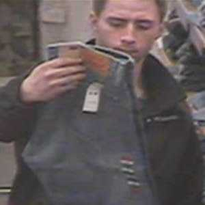 Theft - Case No. 140213April 10, 2014Stoughton : Kohl's Department StoreCase Details:On Thursday, April 10, 2014, the person pictured below entered Kohl's, located at 501 Technology Center Drive in Stoughton. He placed just under $1000 worth of clothing items into bags and left the store without paying for the merchandise. When confronted by Loss Prevention, the suspect dropped the bags and fled the area.If you have any information about the identity of this person or where they are, please contact:Stoughton Police Department: (781) 344-2424Investigator: Patrolman Dan CarmichaelCase Submission No.: 140213