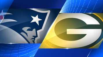 Week 13- New England Patriots at Green Bay Packers - Nov. 30, 4:25 p.m. CBS