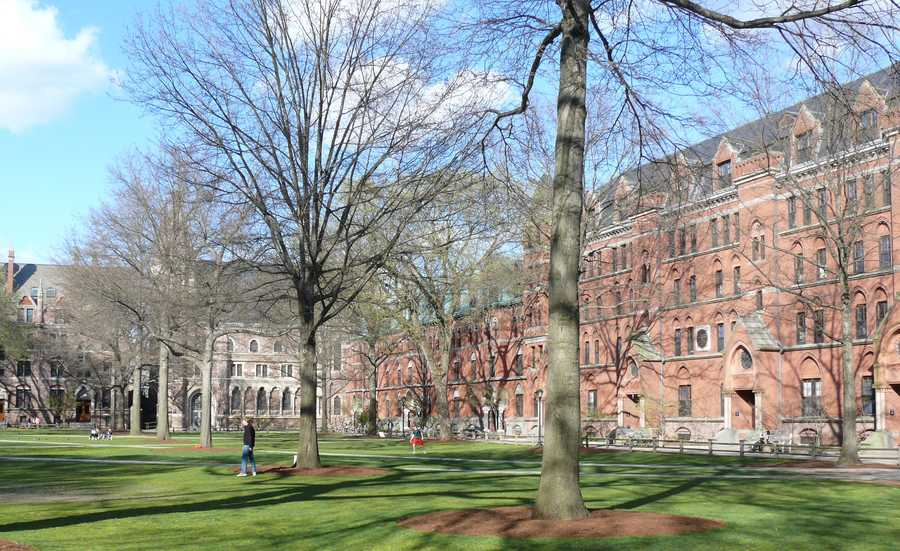 Yale University was founded in 1701