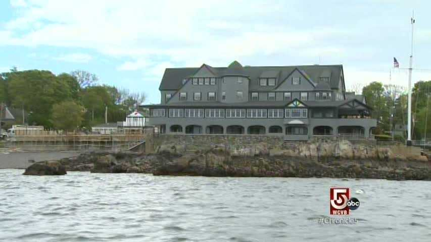 With six yacht clubs -- one just for children -- locals claim Marblehead is the yachting capital of America.