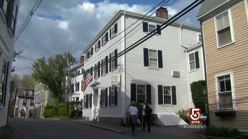 """In the """"Old Town"""" district, you can spend the night in one of an historic home."""