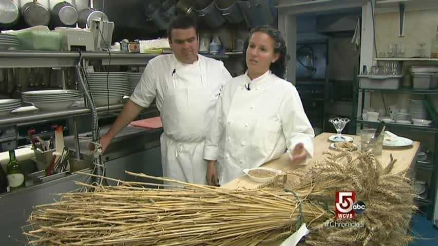 The restaurant is owned by husband and wife team, Frank Tessier and Rachel Portnoy.