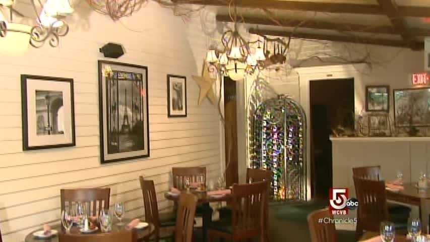 For Chez Nous, the owners wanted quality cuisine in a very casual environment.