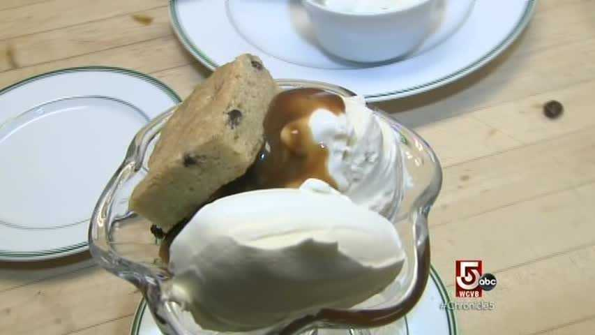 ...to the Blondie sundae with sea salt caramel, the owners have achieved their goals.
