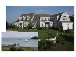 81 Hornbeam Road is on the market in Duxbury for $3.3 million.
