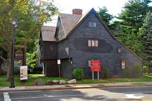 The Witch House (also called the Jonathan Corwin House) is the only structure still standing in Salem with direct ties to the Salem witch trials of 1692. The house was bought by Judge Corwin in 1675.