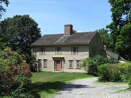 The Parkman Tavern is located in Concord, Massachusetts. The house was built in 1659 and added to the National Historic Register in 1979.