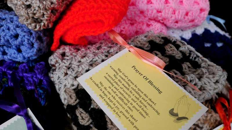 Amesbury Prayer Shawls 4.26.14