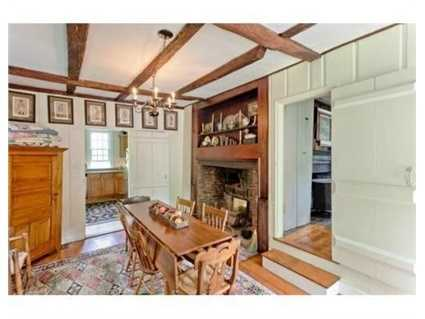 This private 4.5 acre treasure is only 10 miles to downtown Boston yet feels like Vermont!