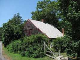 The Chaplin-Clarke House is in Rowley. Its oldest section was built circa 1670 by Joseph Chaplin and it is the oldest home in Rowley.