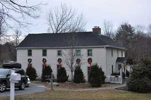 The Chandler-Bigsby-Abbot House, built in 1673, is the oldest surviving house in Andover.