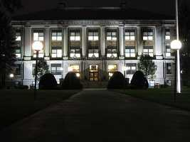 Wentworth University reported 0.48 sexual assaults on campus per 1,000 students in 2013.