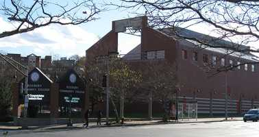 Roxbury Community College reported no sexual assaults on campus per 1,000 students in 2013.