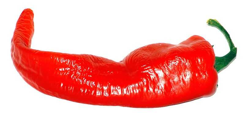 13. Hot Peppers