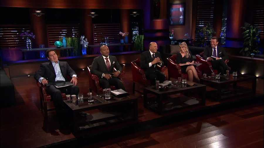 "When a panel of hard-core investors on ABC's ""Shark Tank"" give the thumbs up to backing a business, lives change in an instant."