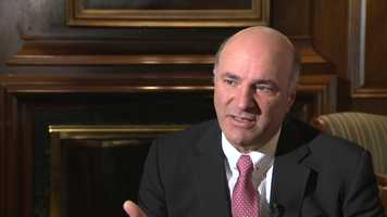 Hear more about Kevin O'Leary's favorite Shark Tank success stories and the businesses they regret letting get away Friday at 8 p.m. on WCVB Channel 5.