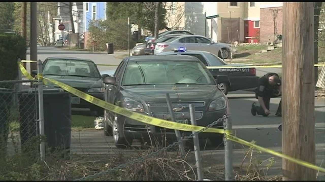 Two Shot in Nashua