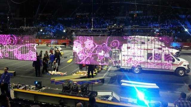 RI circus accident