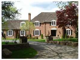 81 Carisbrooke Road is on the market in Wellesley for $2.4 million.